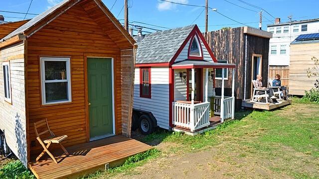 Tiny house village washington DC
