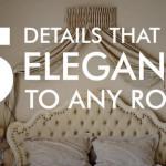 5 Details That Add Elegance thumb