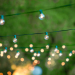 string lighting deck summer