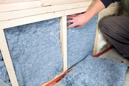 denim cotton batt insulation