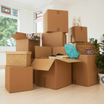 packing boxes downsizing