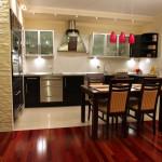 jatoba brazilian cherry flooring kitchen