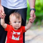 happy canada day canadian baby