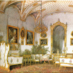 Vintage Drawing Room