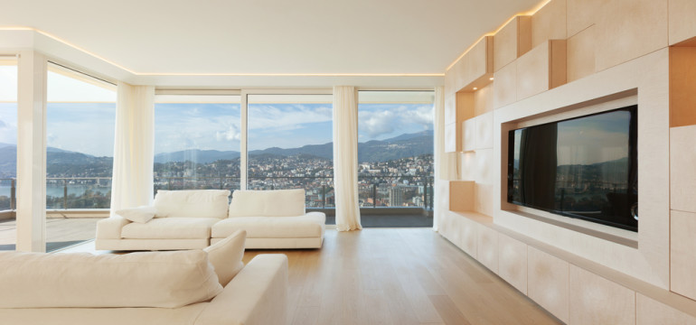 off white living room wood flooring