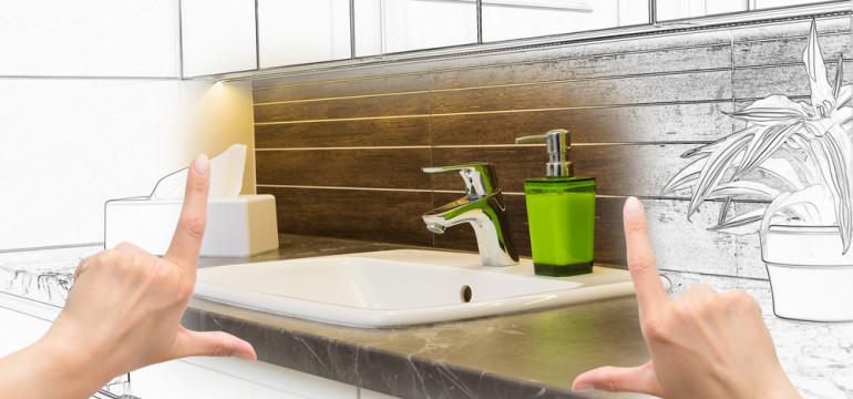 bathroom remodel decor