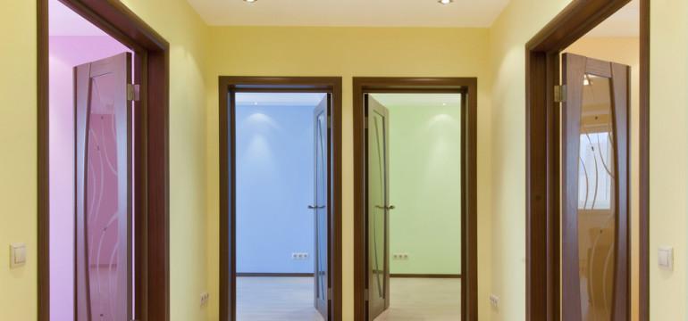 home decor 4 rooms hallway