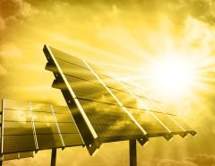 solar energy arrays