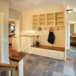 mudroom slate flooring