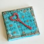 alternative wrapping scrap paper