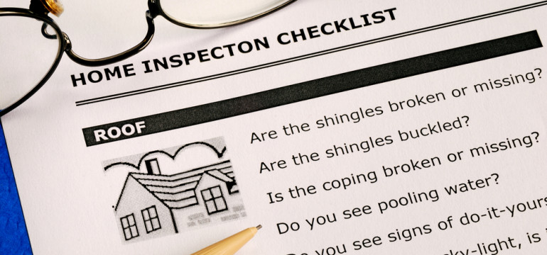 home inspections report