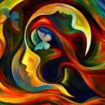 colors emotions painting