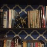 bookshelves decor 1