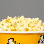 bucket of popcorn rim