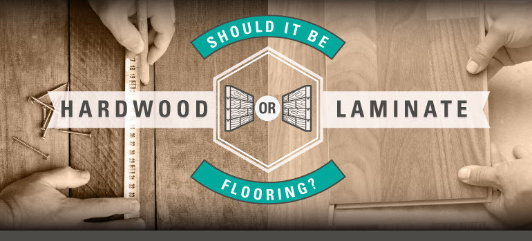 hardwood or laminate thumb