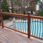 RailSimple wood decking kit Tuscany Series BuildDirect