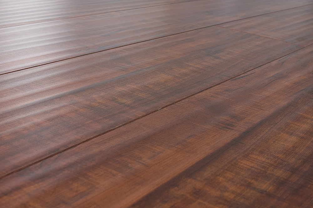 What Is Handscraped Wood Flooring