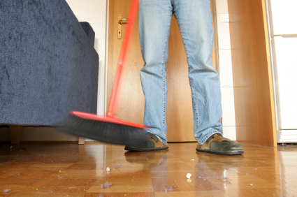 Finish And Protect Hardwood Flooring