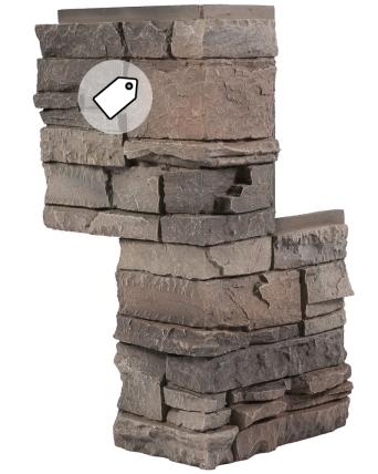 GenStone Faux Stone Siding / SKU: 15261931