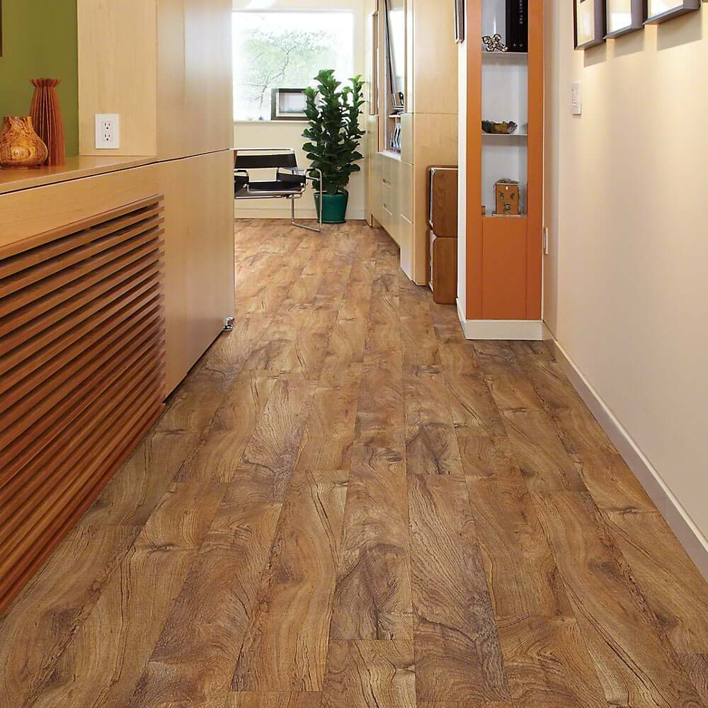 Shaw Floors Vinyl Plank Flooring - Canyon Loop SKU: 15065312