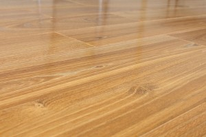 laminate flooring wax