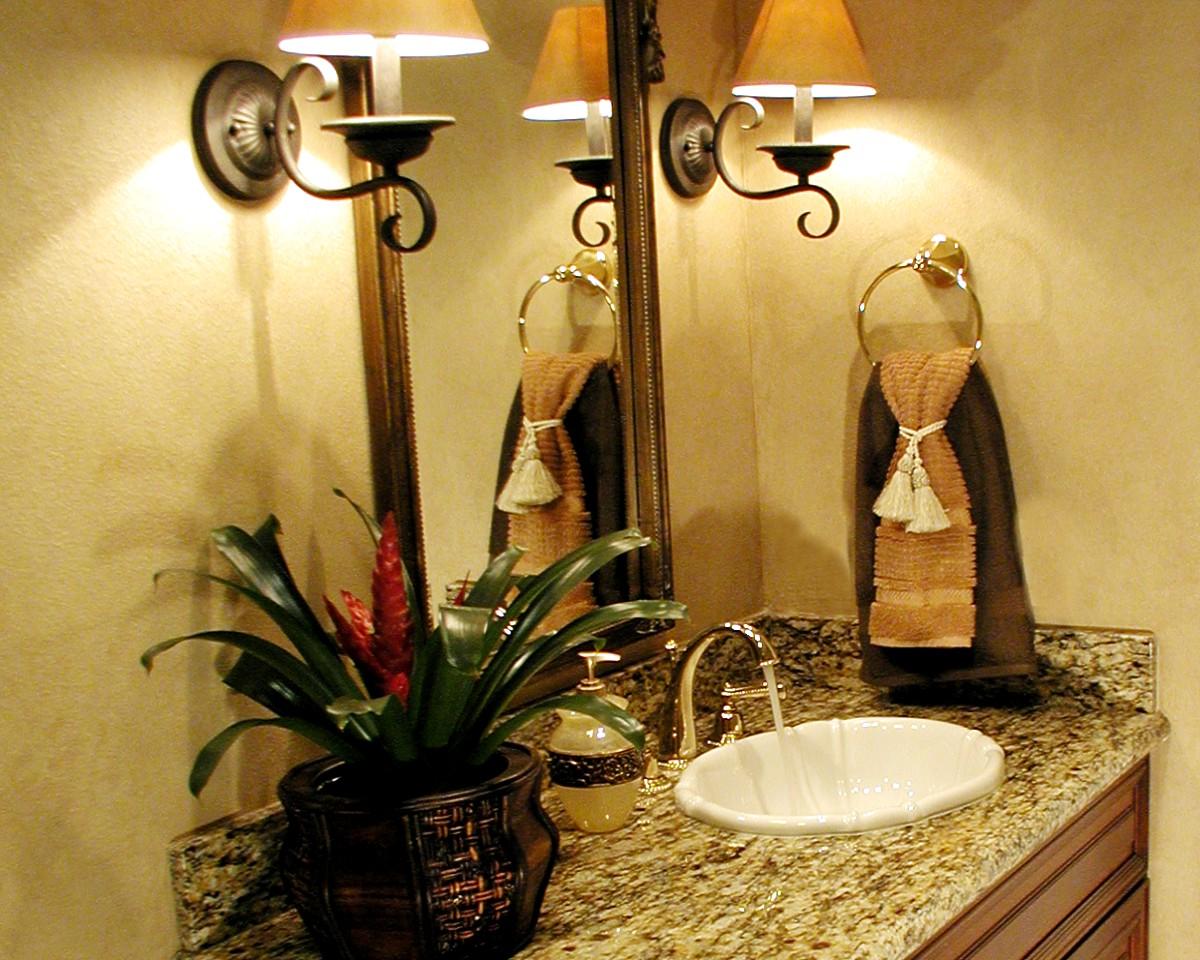 Lighting Style Guide: Lighting In Your Bathroom