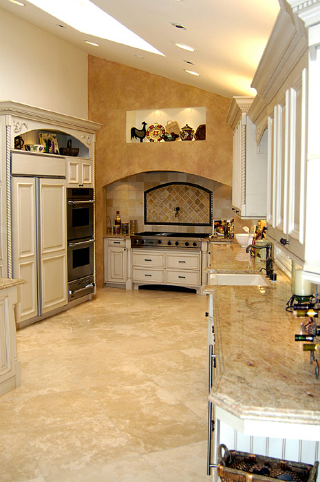 Choosing Natural Stone Tile Granite Marble Travertine
