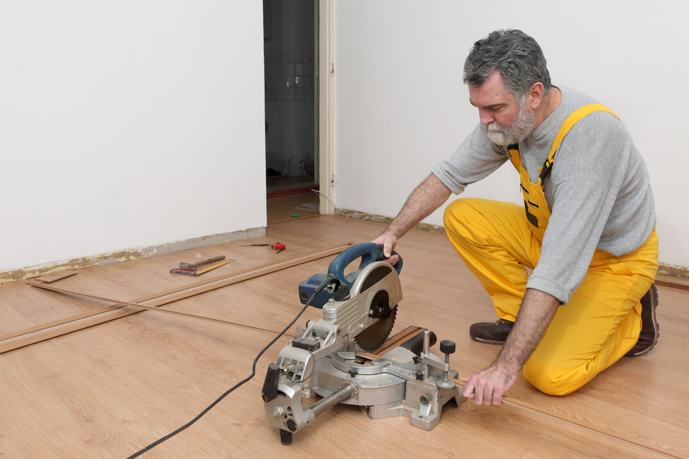 Cutting Laminate Flooringbuilddirect Blog Life At Home