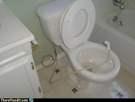 10 Redneck Bathrooms