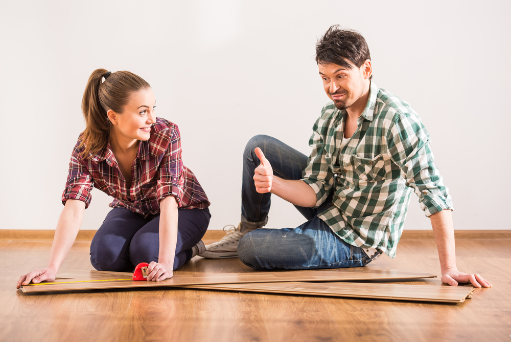 Removing scratches from laminate flooring - Does laminate flooring scratch ...