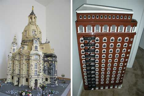 30 Coolest Lego Buildings Of All Time