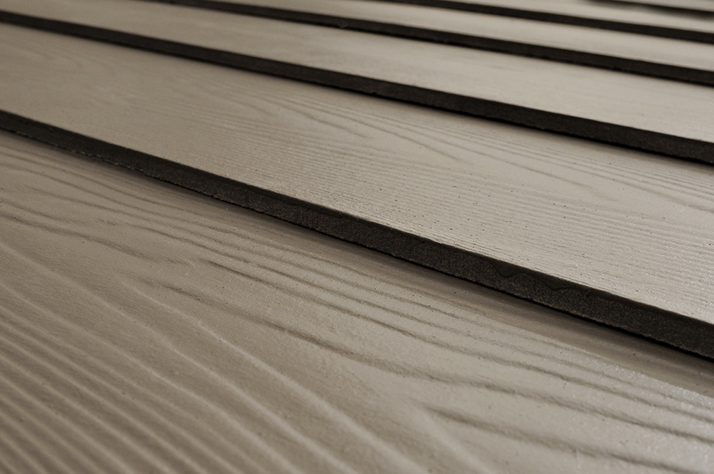 Cement Board Planks : Installing fiber cement siding