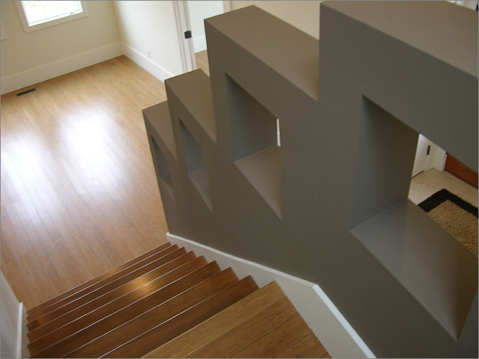 Flooring options for busy families for Stair flooring options