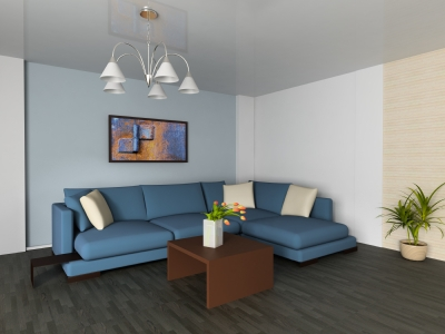 color psychology blue 14859 | blue living room