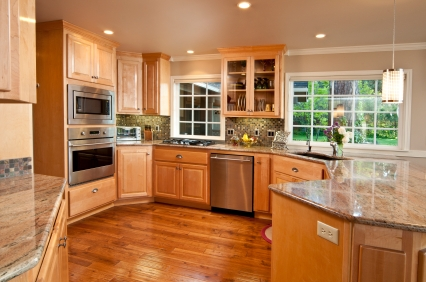 Hardwood Flooring Kitchen Amazing Design