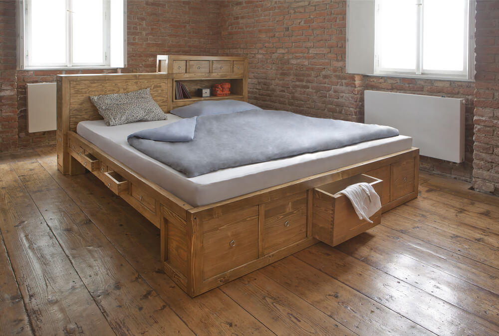 Wondrous Choosing The Right Size Bed For Your Bedroombuilddirect Blog Interior Design Ideas Tzicisoteloinfo