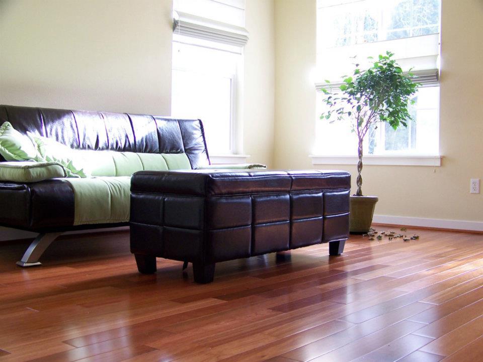 Builddirect making renovations simpler builddirect blog for Kempas hardwood flooring