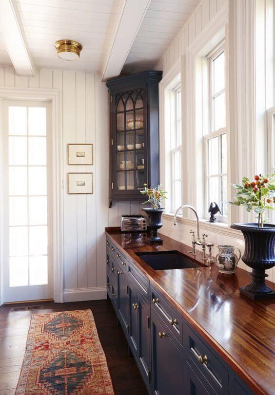 colonial kitchen design