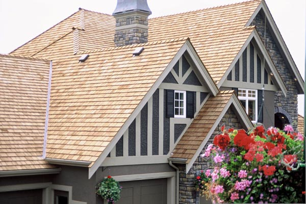 Roofing styles trends and history for Roof shingles styles
