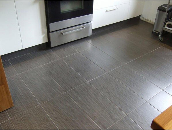 Tile textures and treatments home decor to see feel for Ceramic tile flooring designs kitchen