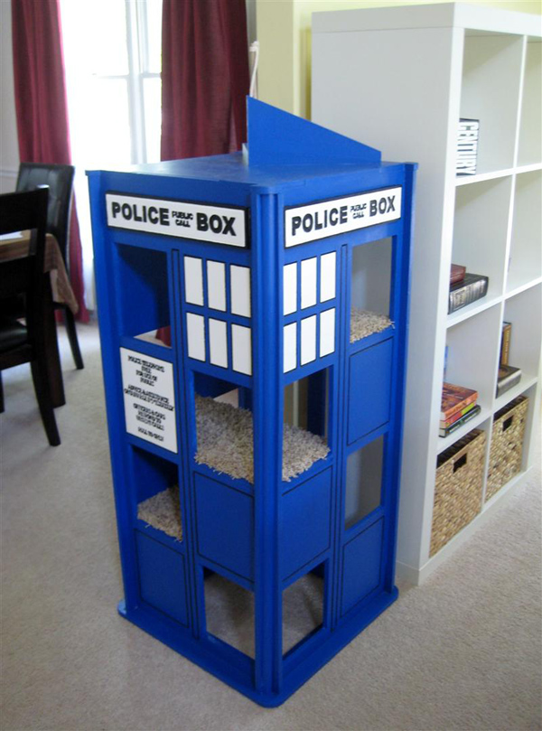 Doctor Whoinspired Home Decorrhbuilddirect: Doctor Who Home Decor At Home Improvement Advice
