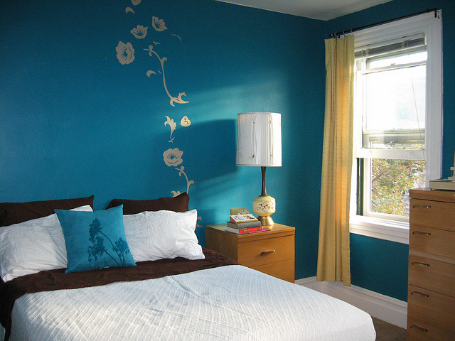 Blue Master Bedroom Design blue bedroom wall paint ideas walls dark blue wall paint colors