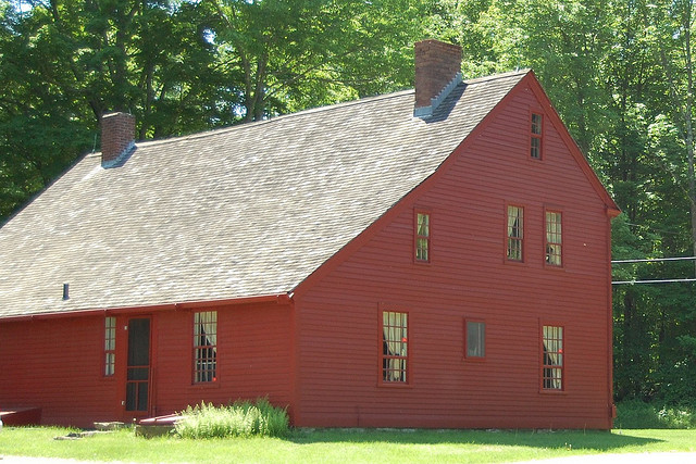 Saltbox Upstate New York Architecture
