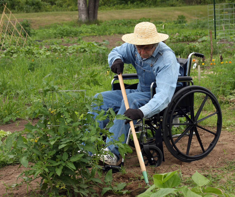 Creating A Wheelchair Accessible Backyard For Visitors