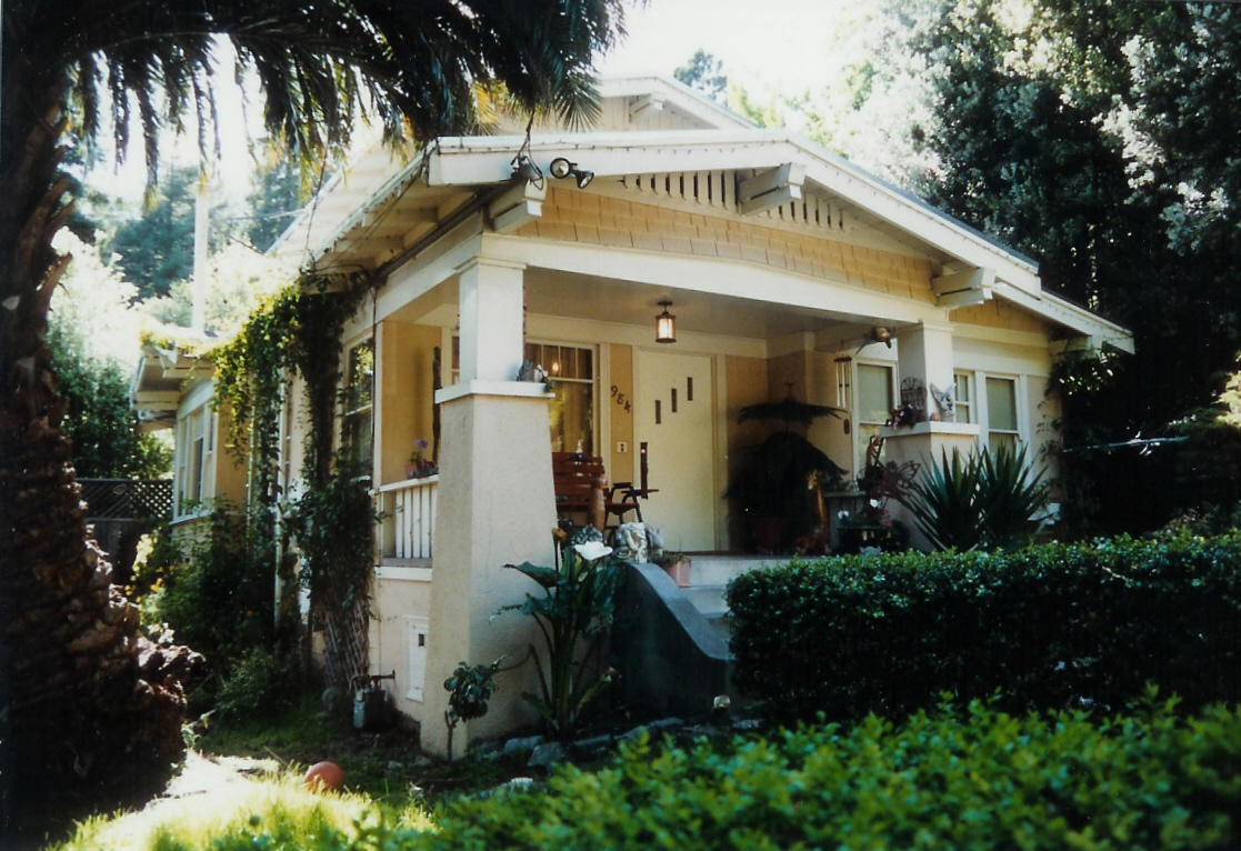 American Style The California Bungalow