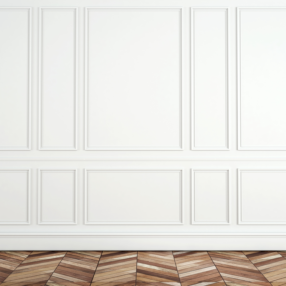 Accent Wall Moulding: Working With Challenging Architectural DetailsBuildDirect