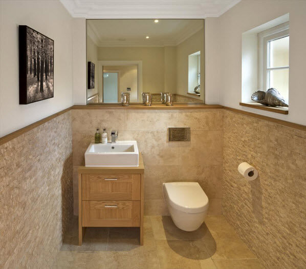 Brick Wall Bathroom: Remodel Your Bathroom With These Principles In Mind