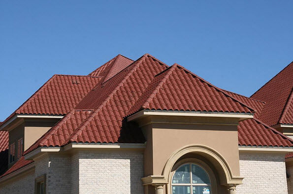 Cashel Clay Roofing   Spanish Tiles