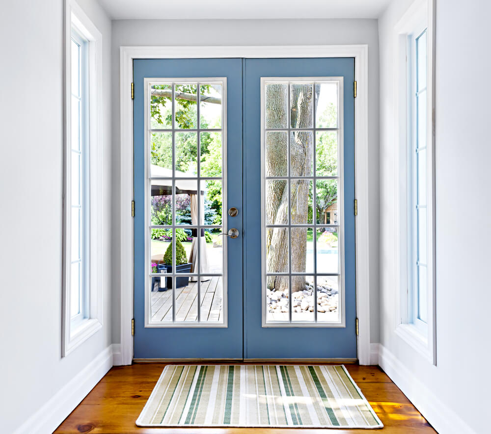 Doors and natural light 5 smart choices to make for Double entry patio doors