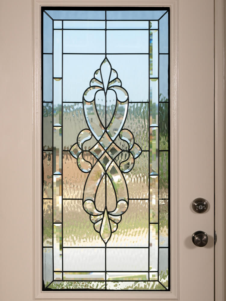 Entry Doors With Glass : Doors and natural light smart choices to make